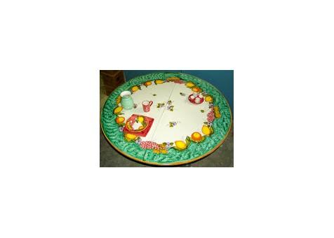Tavolo in ceramica