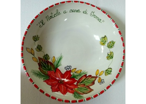 PERSONALIZED BOWL CM.30